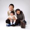 家族写真 4002