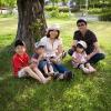 家族写真 4016